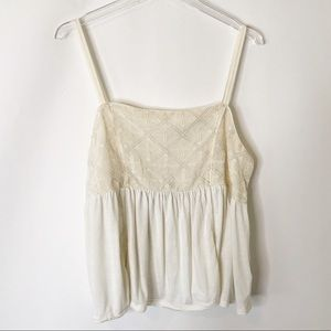 AE cropped camisole
